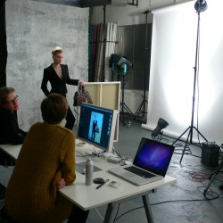 shooting ILM press pictures 2012