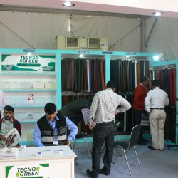leather at meet at agra fair