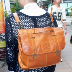 KL vintage look school bags backpacks ©nextgurunow