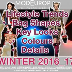 MODEUROP BAGS WINTER 16 17 / ©NEXT GURU NOW