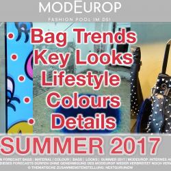 MODEUROP FASHION FORECAST BAGS SU 2017 © der collagen modeurop / nextgurunow