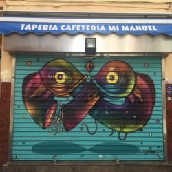 malaga street art   © picture: nextgurunow