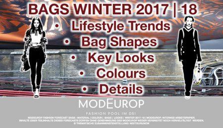 MODEUROP BAGS TRENDS 17 18 ©picture nextgurunow